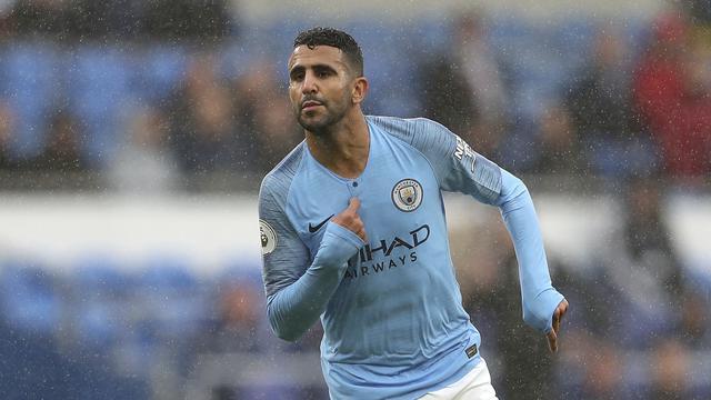Manchester City Menang Telak, Guardiola Berikan Pujian kepada Mahrez