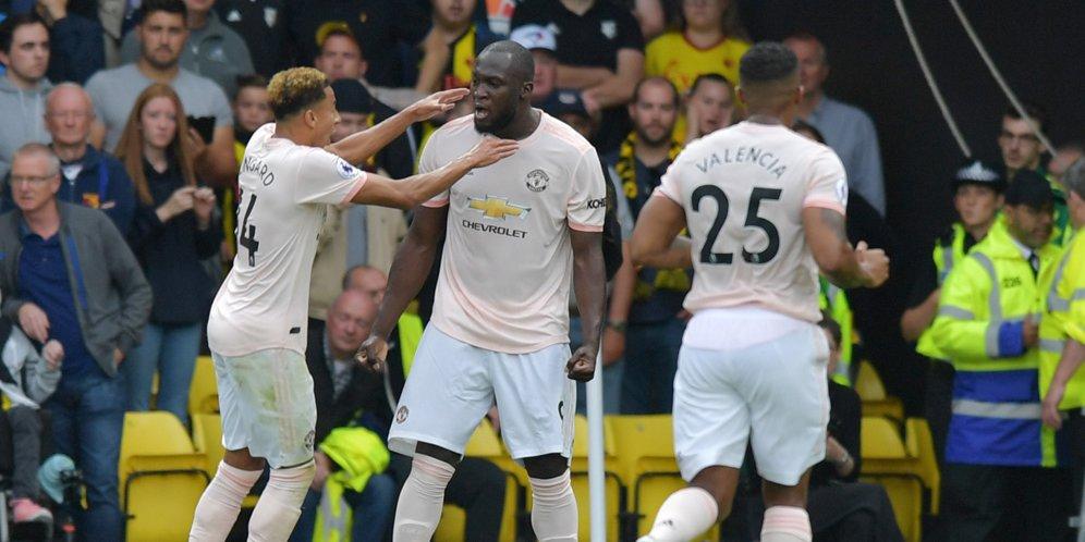 Manchester United Pede Raih 4 Kemenangan Beruntun