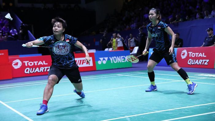 Greysia/Apriyani Melaju ke Semifinal, Jonatan Dikalahkan Chen Long