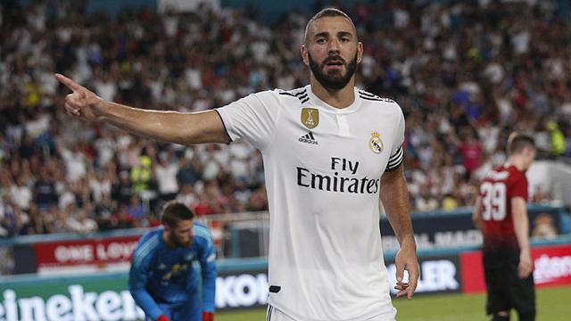 Real Madrid Akan Lepas Benzema ke Klub Tiongkok