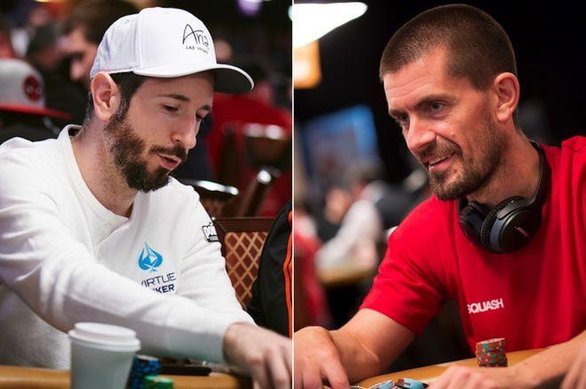 Brian Rast dan Gus Hansen Mainkan Slow, Lalu Cepat di Poker After Dark