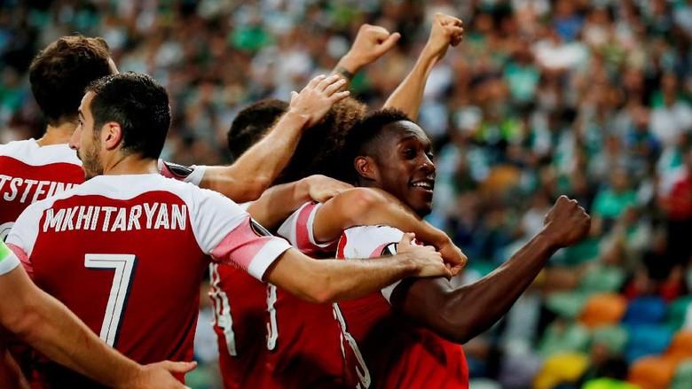 Sudah 11 Kemenangan Beruntun, Arsenal Dekati Rekor Klub