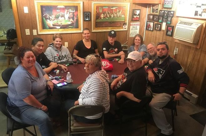 Menciptakan Tabel Akhir Acara Utama WSOP sebagai Permainan Rumah