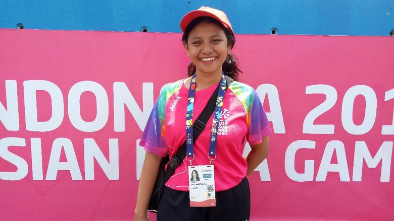 Volunter Asian Para Games: Atlet Disabilitas Ajarkan Kemandirian