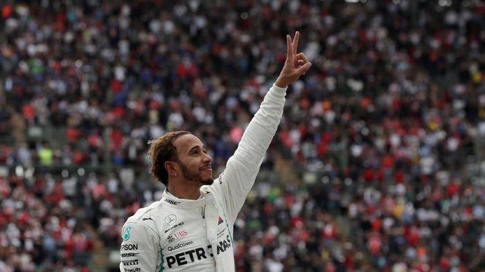 Kunci Gelar Juara di GP Meksiko, Hamilton: Balapan yang Buruk