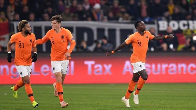 Sempat Tertinggal 2 Gol, Belanda Mampu Imbangi Jerman