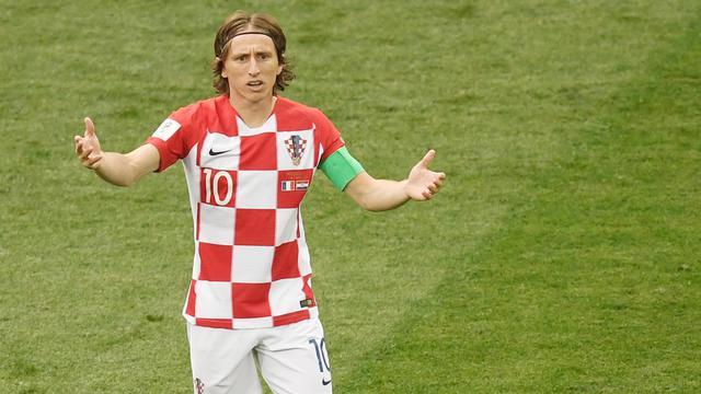 Kroasia Terdegradasi, Modric Tak Khawatirkan Gelar Ballon d'Or