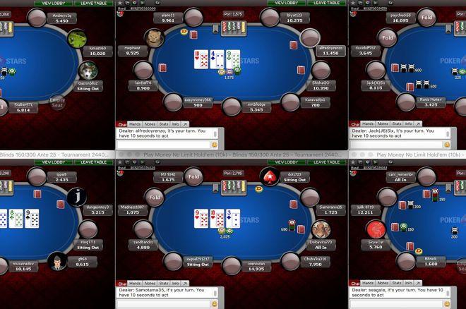 Penggunaan untuk Uang Play Game dan Turnamen Poker Online
