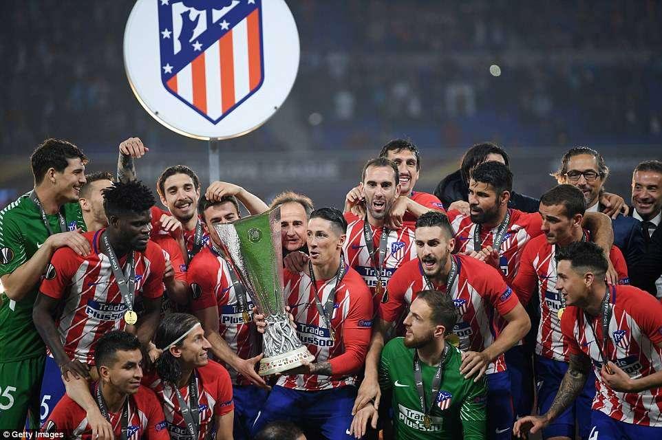Atletico Takkan Bisa Bersaing di Papan Atas Kalau bermain dengan Tiki-Taka