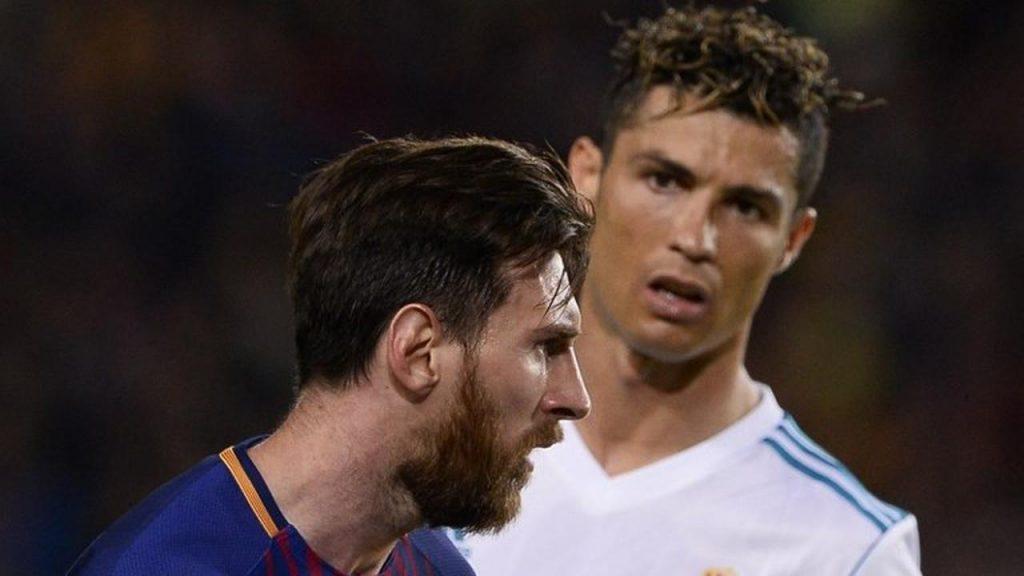 Cristiano Ronaldo Tantang Lionel Messi Uji Kemampuan di Serie A