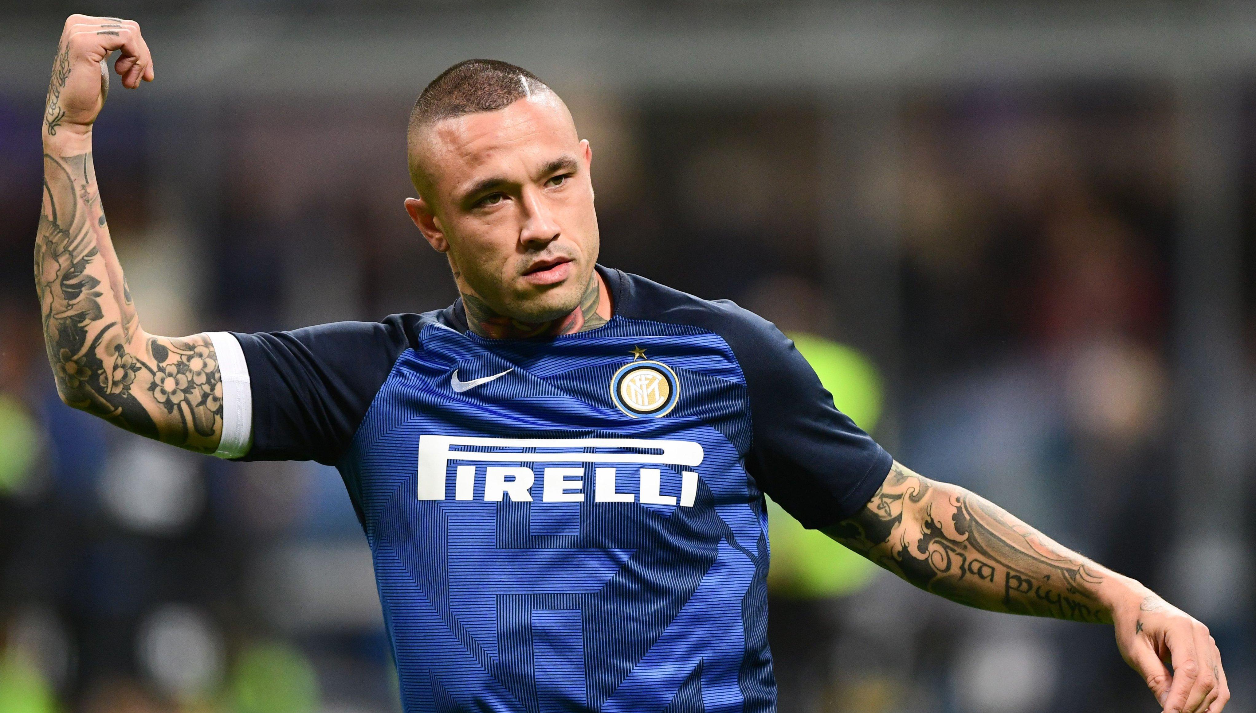 Inter Milan Bekukan Radja Nainggolan dari Tim