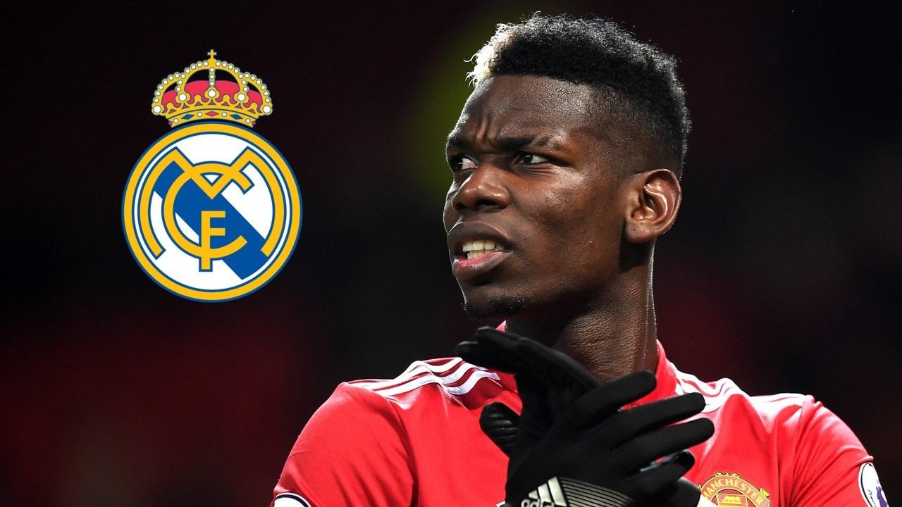 Andai Tinggalkan MU, Pogba Dinilai Lebih Cocok ke Madrid daripada Barca