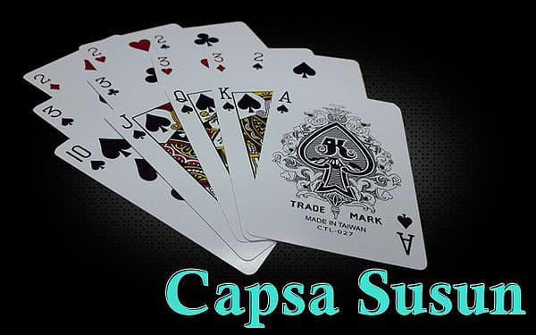 Urutan Kombinasi Kartu Permainan Capsa Susun