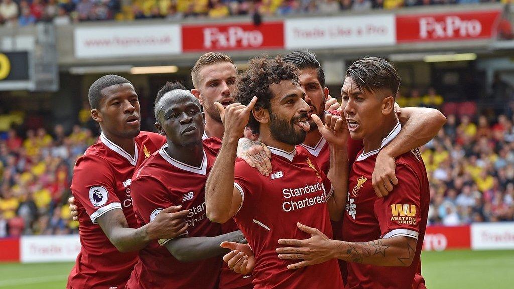 Liverpool: Kerja, Kerja, Kerja agar Terus Tak Terkalahkan