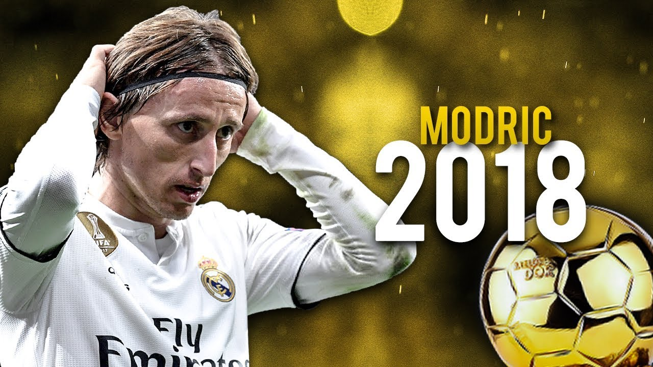Ballon d'Or dan Gelar-Gelar Luka Modric di 2018