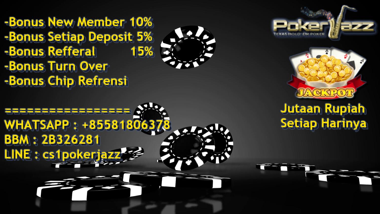 Bonus pokerjazz