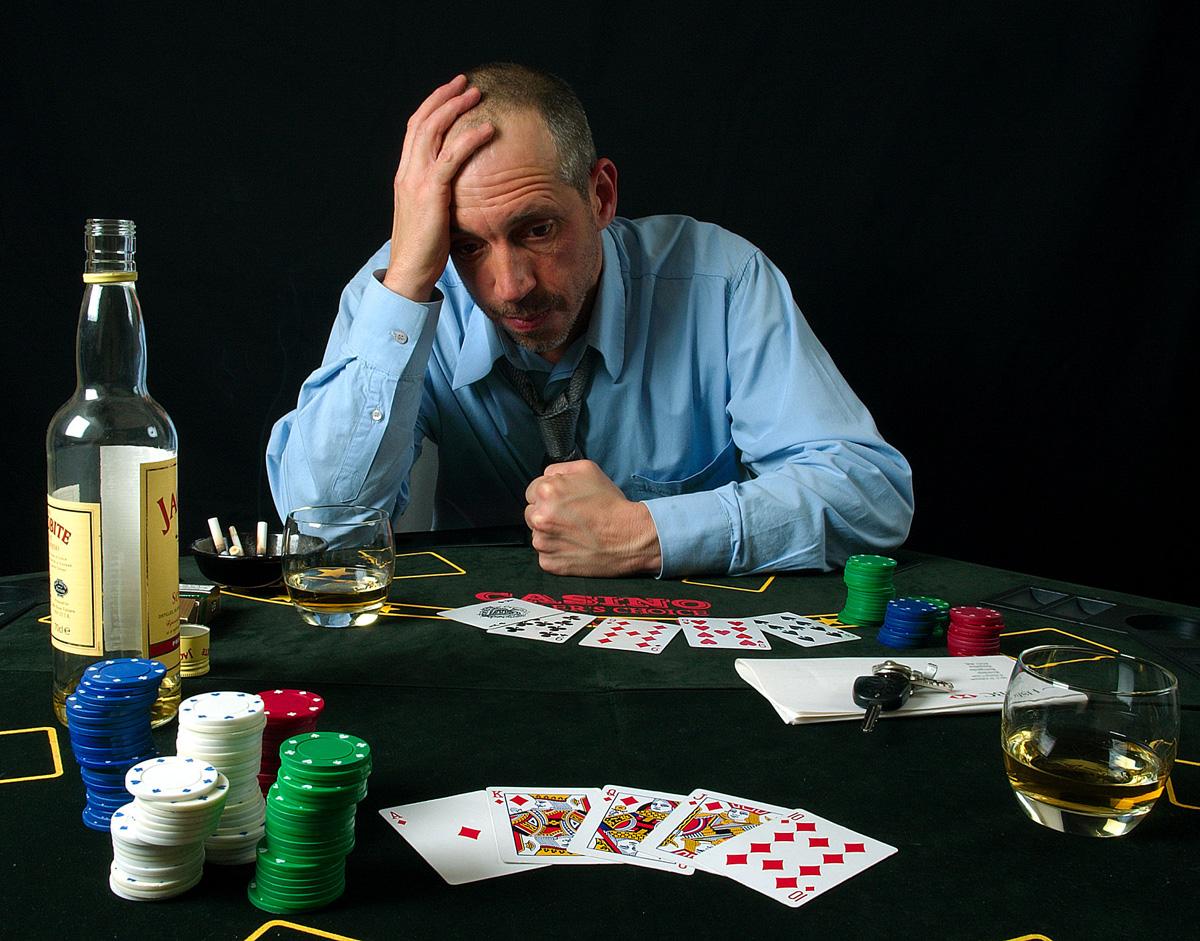 Teknik Apabila Mendapatkan Kartu Buruk Di Poker Online