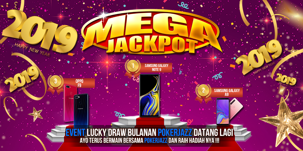 Event Lucky Draw PokerJazz