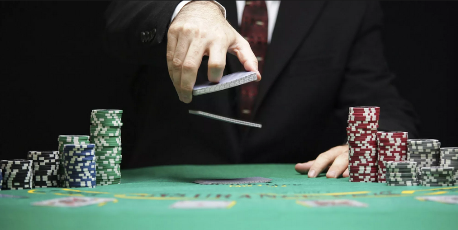 Bermain Poker Dengan Slow dapat Menghasilkan keuntungan