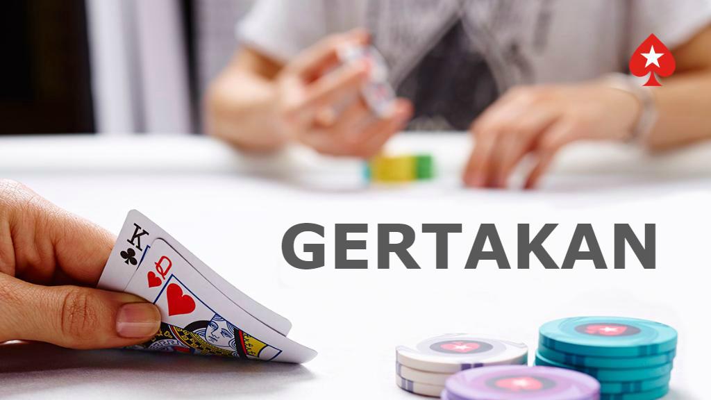 Menang Dengan Gertakan di Poker Online