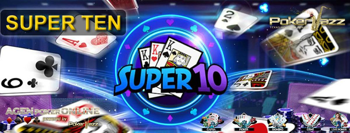 Beberapa Cara Mudah Meraih Kemenangan Dalam Permainan Super Ten